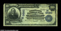 National Bank Notes:Missouri, Kansas City, MO - $10 1902 Date Back Fr. 618 The Drovers ...