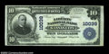 National Bank Notes:Missouri, Kansas City, MO - $10 1902 Plain Back Fr. 627 The ...
