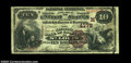 National Bank Notes:Missouri, Saint Louis, MO - $10 1882 Brown Back Fr. 484 NB of ...