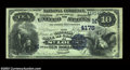 National Bank Notes:Missouri, Saint Louis, MO - $10 1882 Date Back Fr. 539 The NB of ...