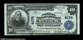 National Bank Notes:Missouri, Saint Louis, MO - $10 1902 Plain Back Fr. 627 The NB of ...