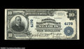 National Bank Notes:Missouri, Saint Louis, MO - $10 1902 Plain Back Fr. 627 NB of ...
