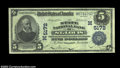 National Bank Notes:Missouri, Saint Louis, MO - $5 1902 Plain Back Fr. 606 The State ...