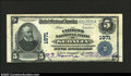 National Bank Notes:Missouri, Sedalia, MO - $5 1902 Plain Back Fr. 602 Citizens NB of ...