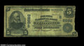 National Bank Notes:North Carolina, Fayetteville, NC - $5 1902 Date Back Fr. 592 The Fourth ...