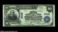 National Bank Notes:Pennsylvania, Cressona, PA - $10 1902 Plain Back Fr. 626 First NB of ...