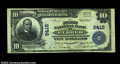 National Bank Notes:Pennsylvania, Eldred, PA - $10 1902 Plain Back Fr. 626 The First NB ...