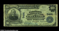 National Bank Notes:Pennsylvania, Emlenton, PA - $10 1902 Plain Back Fr. 633 Farmers NB of ...