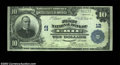 National Bank Notes:Pennsylvania, Erie, PA - $10 1902 Plain Back Fr. 624 The First NB Ch....