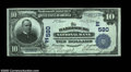 National Bank Notes:Pennsylvania, Harrisburg, PA - $10 1902 Plain Back Fr. 624 The ...