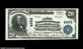 National Bank Notes:Pennsylvania, Huntingdon, PA - $20 1902 Plain Back Fr. 657 Union NB of ...