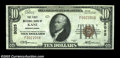 National Bank Notes:Pennsylvania, Kane, PA - $10 1929 Ty. 1 The First NB Ch. # 5025