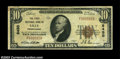 National Bank Notes:Pennsylvania, Lilly, PA - $10 1929 Ty. 1 FNB of Lilly Ch. # 8450