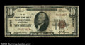 National Bank Notes:Pennsylvania, Marienville, PA - $10 1929 Ty. 1 The Gold Standard NB ...
