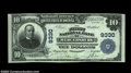 National Bank Notes:Pennsylvania, Mercersburg, PA - $10 1902 Plain Back Fr. 626 First NB ...
