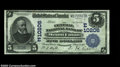 National Bank Notes:Pennsylvania, Mount Union, PA - $5 1902 Date Back Fr. 594 Central NB ...