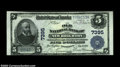 National Bank Notes:Pennsylvania, New Brighton, PA - $5 1902 Plain Back Fr. 598 Old NB of ...