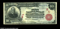 National Bank Notes:Pennsylvania, Philadelphia, PA - $10 1902 Red Seal Fr. 613 The First ...