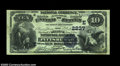 National Bank Notes:Pennsylvania, Pittsburgh, PA - $10 1882 Date Back Fr. 542 Marine ...