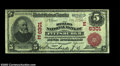 National Bank Notes:Pennsylvania, Pittsburgh, PA - $5 1902 Red Seal Fr. 587 Mellon NB of ...