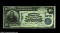 National Bank Notes:Pennsylvania, Reading, PA - $10 1902 Plain Back Fr. 628 Keystone NB of ...