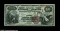 National Bank Notes:Pennsylvania, Titusville, PA - $10 1882 Brown Back Fr. 480 The Second ...