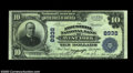 National Bank Notes:Pennsylvania, West York, PA - $10 1902 Plain Back Fr. 626 Industrial ...