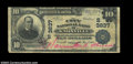 National Bank Notes:Tennessee, Knoxville, TN - $10 1902 Plain Back Fr. 626 City NB of ...