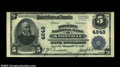 National Bank Notes:Tennessee, Knoxville, TN - $5 1902 Plain Back Fr. 602 Holston NB of ...