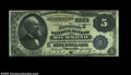 National Bank Notes:Virginia, Richmond, VA - $5 1882 Value Back Fr. 574 American NB of ...
