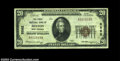 National Bank Notes:West Virginia, Hinton, WV - $20 1929 Ty. 1 The First NB Ch. # 5562