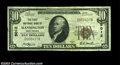 National Bank Notes:West Virginia, Mannington, WV - $10 1929 Ty. 1 The First NB Ch. # ...