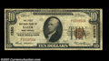 National Bank Notes:West Virginia, Salem, WV - $10 1929 Ty. 1 First NB of Salem Ch. # ...