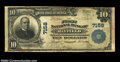 National Bank Notes:Wisconsin, Bayfield, WI - $10 1902 Plain Back Fr. 624 The First NB
