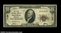 National Bank Notes:Wisconsin, Bayfield, WI - $10 1929 Ty. 1 The First NB Ch. # 7158