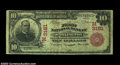 National Bank Notes:Wisconsin, Darlington, WI - $10 1902 Red Seal Fr. 613 The First NB