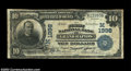 National Bank Notes:Wisconsin, Grand Rapids, WI - $10 1902 Date Back Fr. 620 The First ...