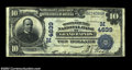 National Bank Notes:Wisconsin, Grand Rapids, WI - $10 1902 Date Back Fr. 620 The Wood ...