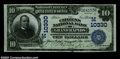 National Bank Notes:Wisconsin, Grand Rapids, WI - $10 1902 Plain Back Fr. 629 The ...