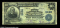National Bank Notes:Wisconsin, Medford, WI - $10 1902 Plain Back Fr. 633 The First NB ...