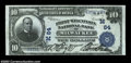National Bank Notes:Wisconsin, First Wisconsin Large and Small Uncirculated
