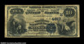 National Bank Notes:Wisconsin, Milwaukee, WI - $10 1882 Date Back Fr. 540 The Wisconsin ...