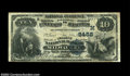 National Bank Notes:Wisconsin, Milwaukee, WI - $10 1882 Date Back Fr. 545 The Marine NB