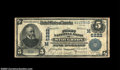 National Bank Notes:Wisconsin, Stoughton, WI - $5 1902 Plain Back Fr. 606 The First NB