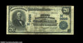 National Bank Notes:Wisconsin, Superior, WI - $10, $20 1902 Plain Back Fr. 626, 652 The ...