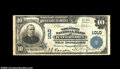 National Bank Notes:Wisconsin, Watertown, WI - $10 1902 Plain Back Fr. 624 The ...