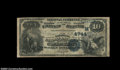 National Bank Notes:Wisconsin, Wausau, WI - $10 1882 Date Back Fr. 540 The National ...