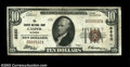 National Bank Notes:Wyoming, Casper, WY - $10 1929 Ty. 1 Casper NB Ch. # 6850