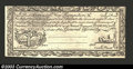 Colonial Notes:New Hampshire, April 3, 1755 Redated June 1, 1756, 1s, New Hampshire, NH-90, ...