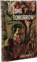 Books:First Editions, Leigh Brackett: The Long Tomorrow. (New York: Doubleday,1955), first edition, 222 pages, jacket design by Irv Docktor, ...